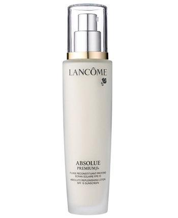 Absolue Premium Bx SPF 15 Увлажняющий крем и солнцезащитный лосьон, 2,5 унции. Lancome
