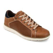 Territory Ramble Men's Perforated Leather Sneakers Territory