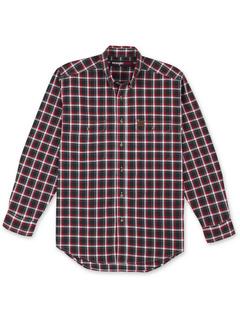 Клетчатая рубашка с длинным рукавом Foreman Wrangler