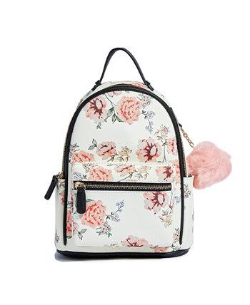 Рюкзак из веганской кожи Vintage Rose LIKE DREAMS