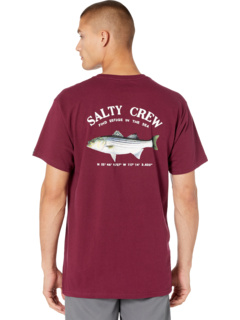 Стандартная футболка Striper с короткими рукавами Salty Crew