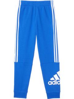 Core Badge 21 Joggers (Big Kids) Adidas Kids