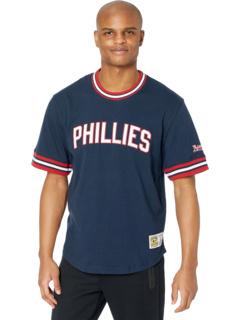 Топ MLB Wild Pitch Phillies Mitchell & Ness
