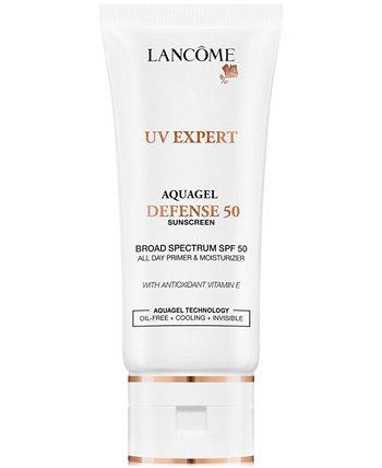 UV Expert Aquagel Defense 50 Солнцезащитный крем, 1 унция. Lancome