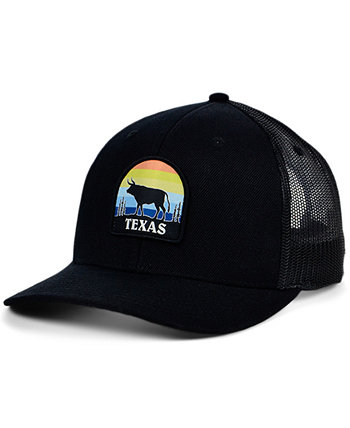 Кепка Local Crowns TEXAS Views Patch Curved Trucker Cap Lids