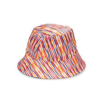 Двусторонняя шляпа-ведро Toby Eugenia Kim