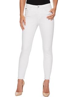 Зауженные до щиколотки до щиколотки от Sunset Hues Olivia в белом цвете FDJ French Dressing Jeans