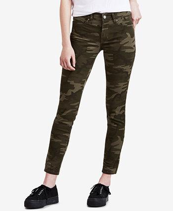 Женские джинсы скинни до щиколотки 711 Levi's®