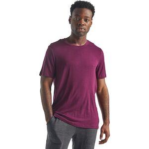 Рубашка с короткими рукавами и круглым вырезом Icebreaker Tech Lite Icebreaker