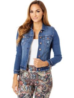 Темная джинсовая куртка Core U.S. POLO ASSN.