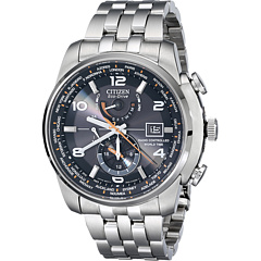 AT9010-52E World Time A-T Eco-Drive 26 Time Zones Watch Citizen Watches