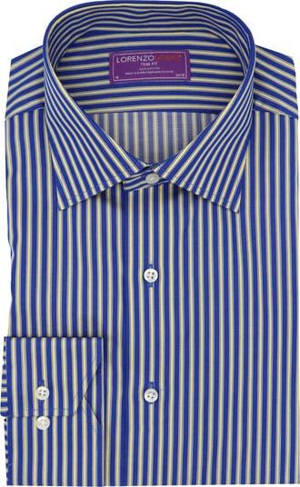 Рубашка спереди на пуговицах с отделкой Lorenzo Uomo