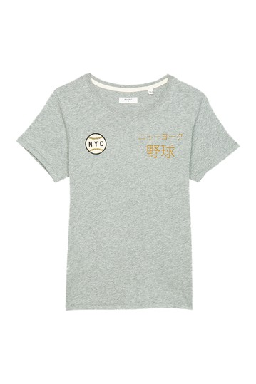 Облегающая футболка NYC Billy Reid