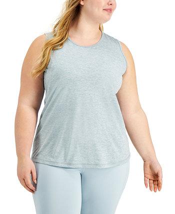 Майка большого размера с вырезом на спине, создана для Macy's Ideology