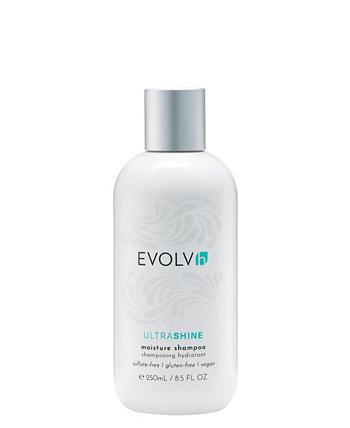 UltraShine Moisture Shampoo, 8,5 унций EVOLVh