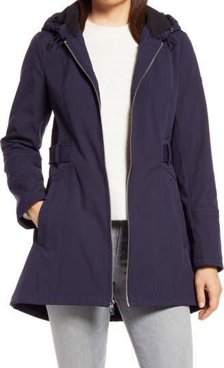 Куртка Soft-Shell с капюшоном и капюшоном Gallery Via Spiga