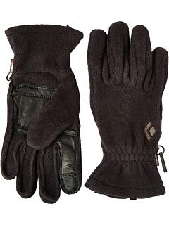 Флисовые перчатки средней плотности Black Diamond