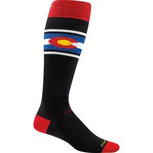 Легкие носки до щиколотки Darn Tough Colorado Darn Tough