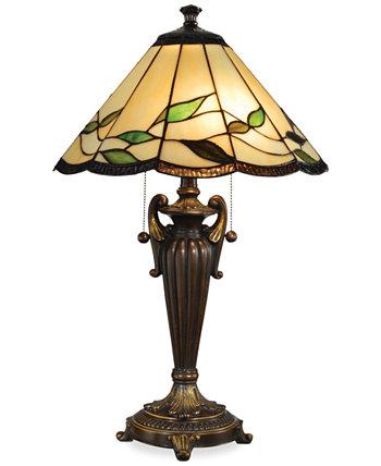 Настольная лампа Fallhouse Dale Tiffany