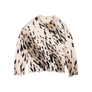 Свитер оверсайз Cheetah R13