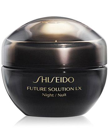 Полный регенерирующий крем Future Solution LX, 1,7 унции. Shiseido