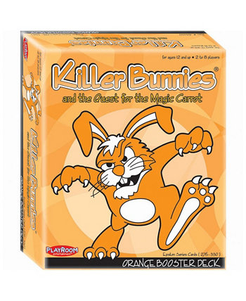 Кролики-убийцы и поиски волшебной морковки - оранжевая ракета-носитель (5) Playroom Entertainment