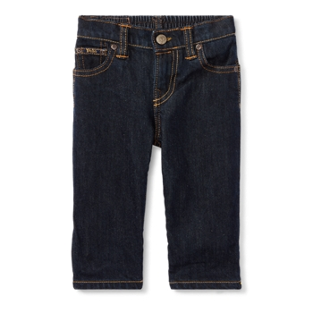 Прямые эластичные джинсы Hampton Ralph Lauren
