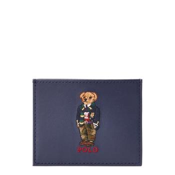 Размер кожаного футляра для карточек Polo Bear Ralph Lauren