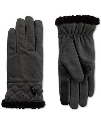 Женские перчатки smartDRI® Microsuede для сенсорного экрана Isotoner Signature