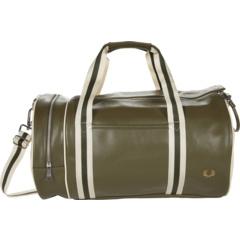 Матовая сумка для бочек из полиуретана Fred Perry