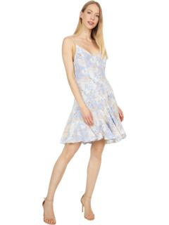 Платье-комбинация Godet ASTR the Label