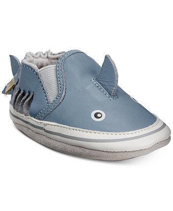 Обувь для мальчиков Sebastian Shark с мягкой подошвой Robeez