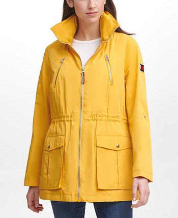 Женское пальто-анорак Roll Tab Tommy Hilfiger
