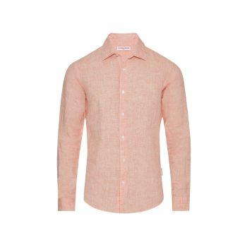 Льняная рубашка Giles ORLEBAR BROWN