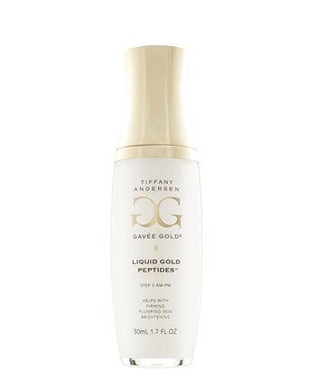 Liquid Gold Peptides feat. Конопляное масло Tiffany Andersen Brands
