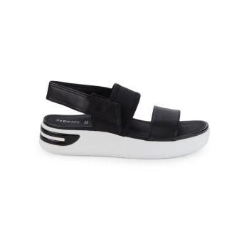 Ottaya Strappy Sandals Geox