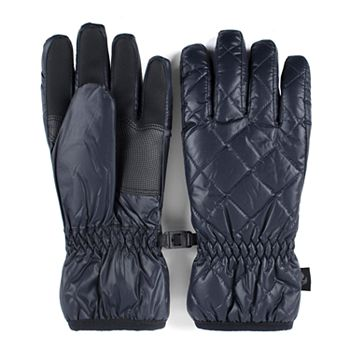 Women's Heat Holders Quilted Touchscreen Gloves Heat Holders