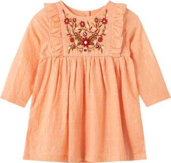 Платье с металлической вышивкой PEEK ESSENTIALS