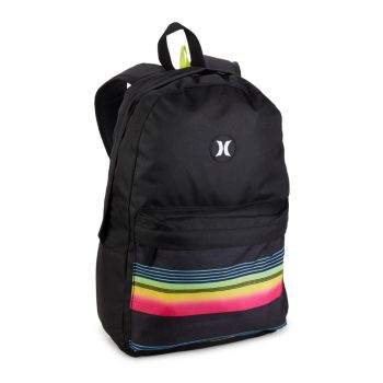 Kid's Striped Backpack Hurley
