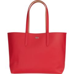 Двусторонняя большая сумка для покупок Anna Lacoste