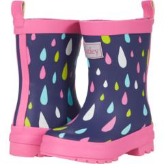 Сапоги от дождя с матовой отделкой Rain Drops (для малышей / маленьких детей) Hatley Kids