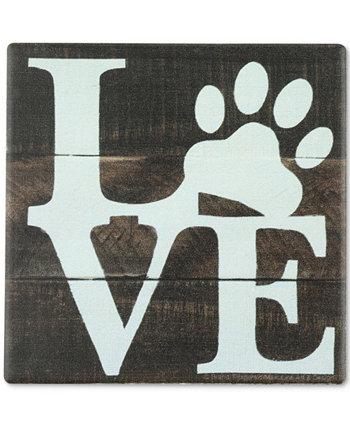 Голубые подстаканники Love Pets THIRSTYSTONE