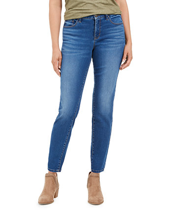 Curvy-Fit Skinny Jeans, Regular, Short and Long Lengths, Created for Macy's Style & Co
