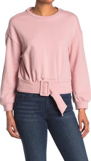 Толстовка-пуловер с поясом Savoya Velvet Heart