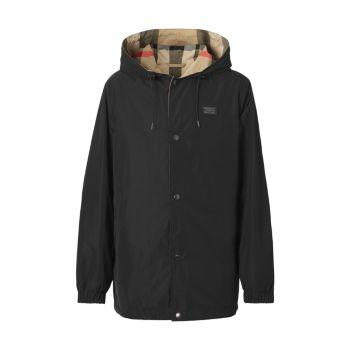 Elmhurst Reversible Coat Burberry