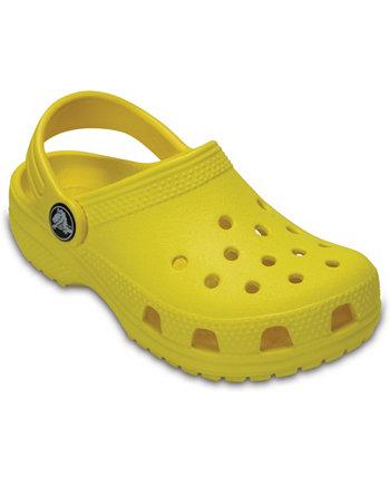 Классические сабо Little Kids от Finish Line Crocs