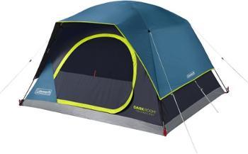 Skydome Darkroom 4-Person Tent Coleman