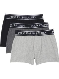 Трикотажные боксеры из эластичной хлопковой смеси P3 (для маленьких и больших детей) Ralph Lauren