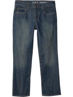 Прямые джинсы Basic (для детей младшего и школьного возраста) The Children's Place