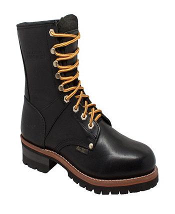 Мужские 9-дюймовые ботинки Logger AdTec